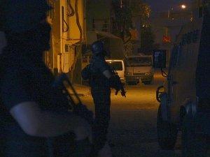 Adana'da terör örgütüne operasyon