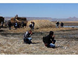 Fotoğrafçılık Eğitimi Sultansazlığı'nda Sürdü