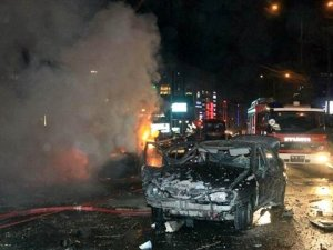 Ankara'daki Bombalı Saldırıyla İlgili 14 Kişi Gözaltında