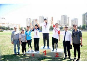 Okullararası Özel Sporcular Atletizm Yarışları Tamamlandı