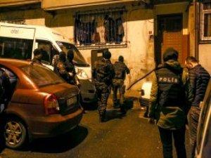 İstanbul ve Adana Eş Zamanlı Terör Operasyonu