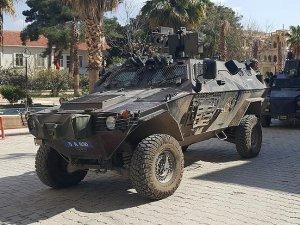 Nusaybin'de terör operasyonu başladı