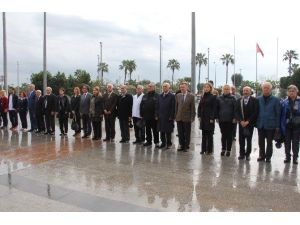 Mersin'de Tıp Bayramı Buruk Kutlandı
