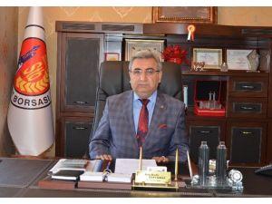 STB Başkanı Hastaoğlu Ankara'daki Saldırıyı Kınadı