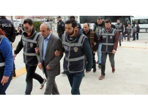 Elazığ'daki Paralel Yapı Operasyonunda 11 Şüpheli Adliyeye Sevk Edildi