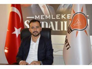 AK Parti İl Başkanı Tanrıver: