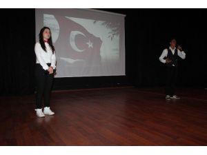 İstiklal Marşı'nın Kabulünün 95. Yılı Turhal'da Kutlandı