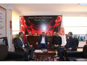Genel Başkan Ayar'dan Muş'a Ziyaret