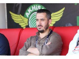 """Akhisar Belediyespor Basın Sözcüsü Acar: """"Vicdanımız Rahat"""""""