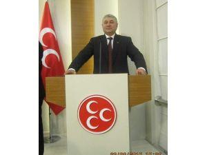 Bozüyük MHP'de Toplu İstifa