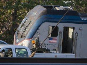 ABD'de tren kazası: 20 yaralı