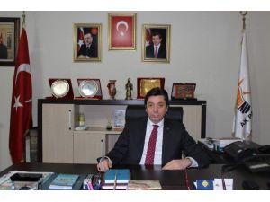 AK Parti İl Başkanı Ve Belediye Başkanı Bahçeci'den Teröre Kınama