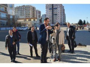 Diyarbakır'da Gürültü Kirliliği Haritası Oluşturuluyor