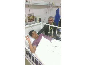 Karaciğer tedavisi için geldiği Ankara'da, patlamada hayatını kaybetti
