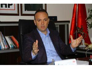 """CHP'li Akçagöz: """"Her Kim Terörden Medet Umuyorsa Alçaktır"""""""