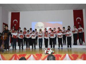 İstiklal Marşı'nın Kabulünün 95. Yılı Niksar'da Kutlandı