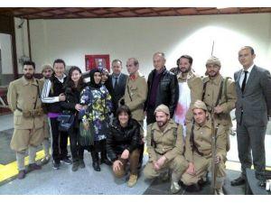 Kütahya'da 3 Boyutlu Canlı Asker Mankenli Çanakkale Sergisi