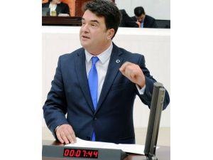 CHP'li Baydar, Ankara Patlamasını Meclis'e Taşıdı