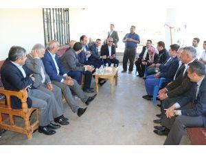 Büyükşehir Belediye Başkanı Nihat Çiftçi Siverek'te Çalışmaları İnceledi