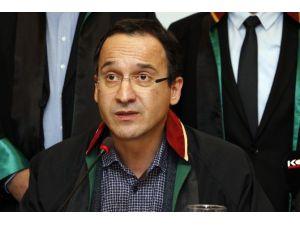 Antalya Baro Başkanı Alper Tunga Bacanlı'dan 'Terör' Açıklaması: