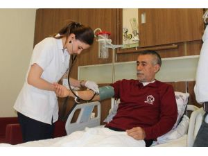 Kalbi Duran Hasta Hayata Döndürüldü