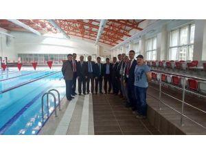 Gümüşhane'de Yüzme Kursuna Rekor Başvuru