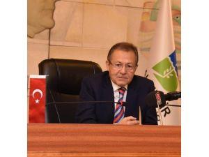 Başkan Uğur'dan Ankara Mesajı
