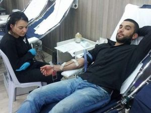 Kızılay Yerköy'de 250 Ünite Kan Topladı