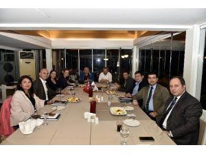 Antalya OSB Nevada Yolunda