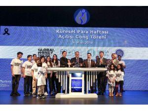Küresel Para Haftası, Borsa İstanbul Gong Töreni İle Başladı