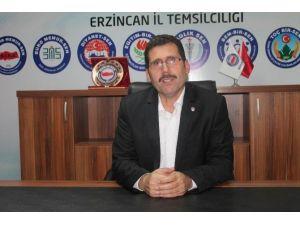 Memur-sen Şube Başkanı Gül Ankara'daki Saldırıyı Kınadı
