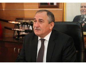 Bolu Belediye Başkanı Yılmaz'dan Teröre Kınama Mesajı