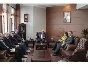 Karakum'a Yapılacak Rekreasyon Projesinin Alternatifleri Görüşüldü