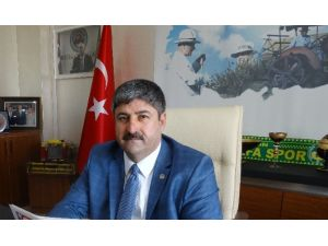 Şanlıurfa Ziraat Odası Başkanı Ahmet Eyüpoğlu: