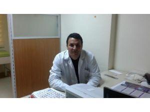 Orhaneli Devlet Hastanesi'ne Yeni Doktor