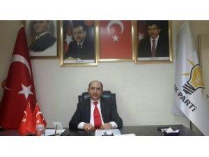 AK Parti Kozlu İlçe Teşkilatı Ankara'daki Patlama İçin Kınama Mesajı Yayımladı