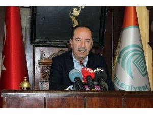 Edirne Belediye Başkanı Gürkan'dan Teröre Tepki: