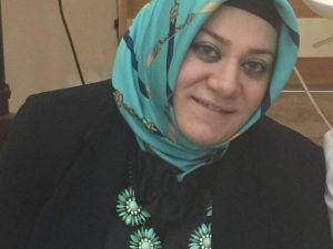 AK Parti Erzurum İl Kadın Kolları Başkanı Hilal Demir, Terörü Lanetledi