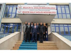 Belediye Başkanı Selim Yağcı'dan ''14 Mart Tıp Bayramı'' Ziyaretleri