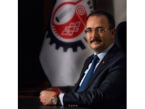 Başkan Cahan'dan Ankara Patlaması Açıklaması
