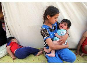 8,4 Milyon Çocuk Suriye'deki Savaştan Etkilendi