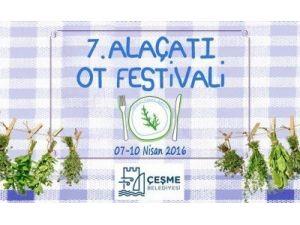 Alaçatı Ot Festivali İçin Stant Başvuruları 15 Mart'ta