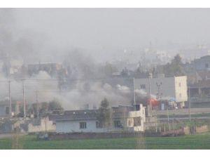 Nusaybin'de Çatışmalar Sürüyor