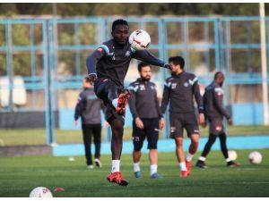 Adana Demirspor'da Derbi Hazırlıkları Sürüyor