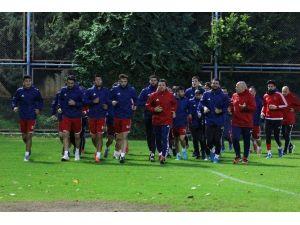 Mersin İdmanyurdu, Gaziantepspor Maçı Hazırlıklarına Başladı