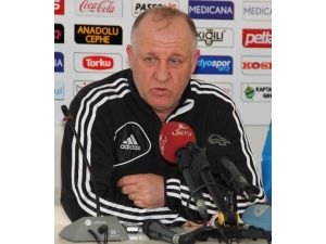 """Bakkal: """"Bugün Futbol Konuşacak Bir Durum Yok"""""""