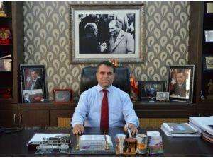 Hain Saldırıya Başkan Aksoy'dan Kınama