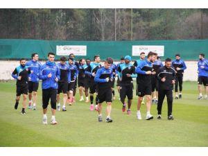 Karabükspor'da Samsunspor Hazırlıkları Başladı