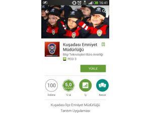 Kuşadası'nda Polis'ten Mobil İhbar Hattı