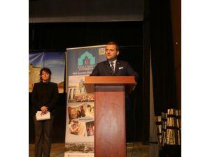 Kırıkkale'de Hoca Ahmed Yesevi Konferansı Yapıldı